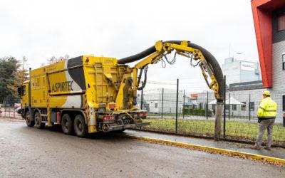 ASPIRTEC recherche un chauffeur opérateur (H/F) sur ASPIRATRICE EXCAVATRICE pour le site de Lyon – Saint-Priest (département 69) – poste en CDI